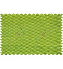 Green yelllow thick sofa cotton fabric